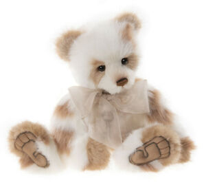 Sally-Anne by Charlie Bears - Plumo jointed collectable teddy bear - CB212099A