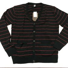 GODBODY Mens Long Sleeve button up Sweater Cardigan size 2xl new with tags