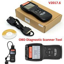 2017 V2017.6 OBD2 EOBD CAN Car Fault Code Reader Auto OBDII Diagnostic Scanners