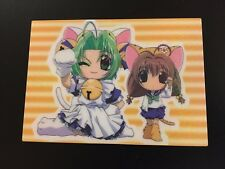 DiGi Charat Anime Trading Cards -- Rare Card(A) from Wonderful Collection
