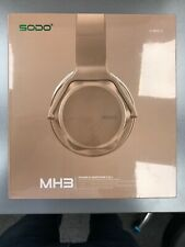 Sodo MH3 Speaker & Headphones 2 In 1