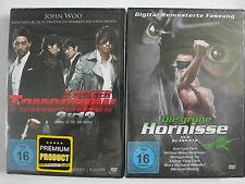diverse Action Paket Komvolut Sammlung - A better tomorrow & Die grüne Hornisse