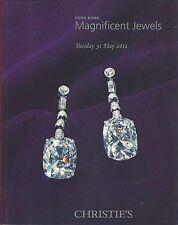 CHRISTIE'S HK JEWELS JADEITE Cartier Chanel Goldberg GOLCONDA DIAMONDS Catalog11