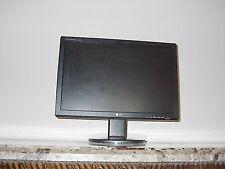 "LG Flatron N194WA-BF LCD Monitor Widescreen N194WAT USB Network AC power 19"""