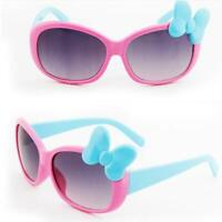Children Cartoon Sunglasses Boys Baby Girls Cartoon 6 Color Goggle Glasses Bow