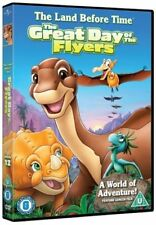 """The Land Before Time XII (12)""""The Great Days of the Flyers"""" (DVD 2006) Region 2*"""