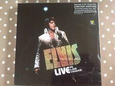 elvis presley vinyl records box sets Live In Las Vegas