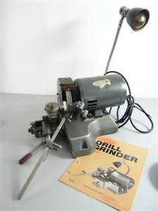 "LISLE MODEL 91000 1/8""- 1-1/4"" CAPACITY DRILL GRINDER 115V SINGLE PHASE"
