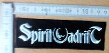RARE WOVEN SPIRIT ADRIFT PATCH BLACK SABBATH CANDELMESS EYEHATEGOD   SUNN O)))