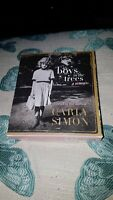 CARLY SIMON BOYS IN THE TREES.AUDIO BOOK CD.NEW AND SEALED.