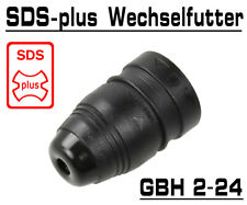 SDS-Plus Schnellspann Bohrfutter Bohrhammer Bohrmaschinen Adapter 0.3mm Bis 8mm