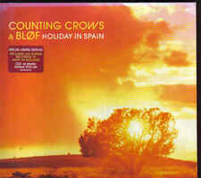 Blof&Counting Crows-Holiday In Spain cd maxi single box cd 1