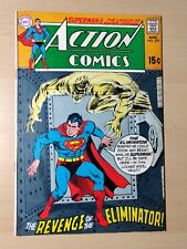 Action Comics #379. DC Superman Supergirl Justice League. F/VF. Neal Adams