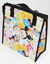 Skater Lunch Box Cooler Bag Disney Tsum Tsum Mickey & Friends Fbc1