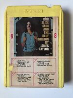 James Taylor - Mud Slide Slim And The Blue Horizon Ampex 8 Track Tape Tested B