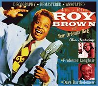 Roy Brown - Roy Brown and New Orleans R And B [CD]