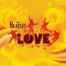 The Beatles - LOVE (2006) new/sealed 27 TRACKS REMIXED AND REWORKED