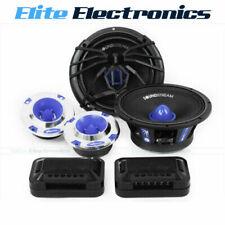 "Soundstream Sme.650c Pro Audio 6.5"" 200w Component Speakers"