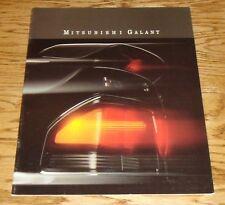 Original 1992 Mitsubishi Galant Deluxe Sales Brochure 92 GSR GS LS