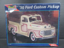 Revell 1950 Ford Custom Pickup 1:25th Model Kit 85-2494