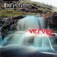 THE VERVE - THIS IS MUSIC: SINGLES 1992 - 1998 / CD - TOP-ZUSTAND