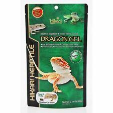 Hikari Herptile Dragon Gel Live Feed Replacement for Bearded Dragon Lizard 60g