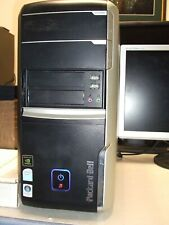 Packard Bell Tower PC Windows Vista Home Premium Not including Monitor