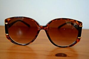 Vintage Pierre Cardin Tortoise Shell Sunglasses with case
