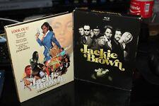 Jackie Brown (Blu-ray/DVD, 2011) w/ OOP Slipcover BOX SET