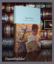 Jane Eyre by Charlotte Bronte New Unabridged Ribbon Deluxe Hardcover Gift Ed