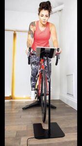 ipad tablet stand Indoor Cycling Zwift Wahoo Elite tacx