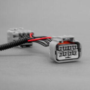 Toyota Hilux N80 (Bi-LED models) Piggy Back Adapter
