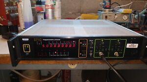 Fréquencemètre   ENERTEC  SCHLUMBERGER  2710  50 Mhz reciproque + 2 voies 120MHz
