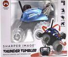Sharper Image Thunder Tumbler Remote Control 360 Spinning Car.