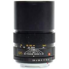 Leica 135mm f2.8 Elmarit-R 3-Cam Lens