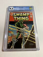 Swamp Thing vol. 1 #3 (1973) CGC 9.2 NM- 1st Abigail Arcane and Patchwork Man