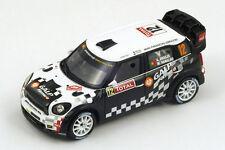 SPARK Mini John Cooper Works WRC No.12 WRC Monte Carlo 2012 A. Araujo S3351 1/43