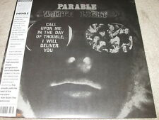 LIGHT WHITE - PARABOLE - Hard / PSYCH ROCK - NEUF - LP Record
