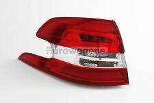 Peugeot 308 SW 14-17 Estate Rear Outer Light Lamp Left Passenger N/S OEM Valeo