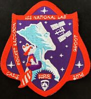 "RARE- AUTHENTIC NASA MARVEL ISS CASIS MISSION SPACE PATCH- 3"" Width 3.5"" Length"