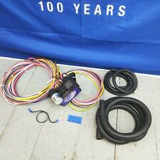 Wire Harness Fuse Block Upgrade Kit for 23-36 Ford hot rod rat rod street rod