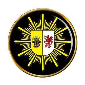 Mecklenburg-Vorpommern polizei Pin Badge