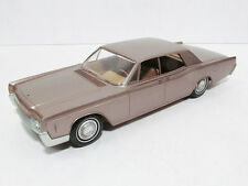 1966 Lincoln Continental 4DR Promo, graded 8-9 out of 10.  #22744