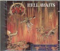 SLAYER HELL AWAITS SEALED CD NEW REMASTERED