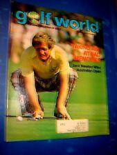 November 30 - December 7, 1979 old vintage Golf World magazine