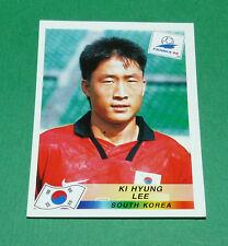 N°342 KI HYUNG LEE SOUTH KOREA PANINI FOOTBALL FRANCE 98 1998 COUPE MONDE WM