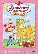 Strawberry Shortcake - Horse Tales (DVD, 2004) - Region 4