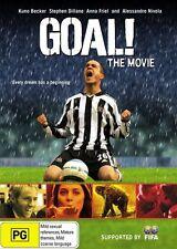 Goal! (DVD, 2013)