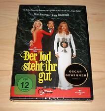 DVD Der Tod steht ihr gut - Bruce Willis - Meryl Streep - Goldie Hawn Neu OVP