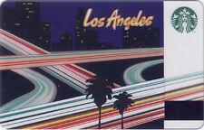 Starbucks Gift Card Los Angeles 2013